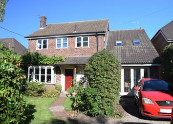 Thumbnail 4 bed detached house for sale in Spring Lane, Packington
