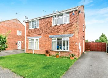 Thumbnail 2 bedroom semi-detached house for sale in Livingstone Avenue, Perton, Wolverhampton