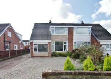 Thumbnail 3 bed semi-detached bungalow for sale in Spring Gardens, Penwortham