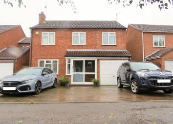 Thumbnail 5 bed detached house for sale in Edingale Road, Walsgrave, Coventry