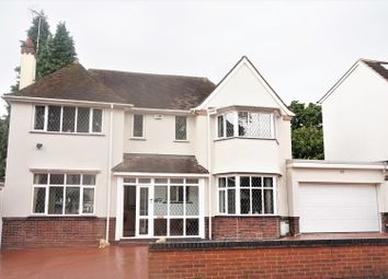 Thumbnail 5 bedroom detached house for sale in Etwall Road, Birmingham
