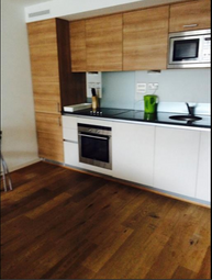 Thumbnail 1 bedroom terraced house to rent in Metcalfe Court, John Harrison Way, London, Greater London