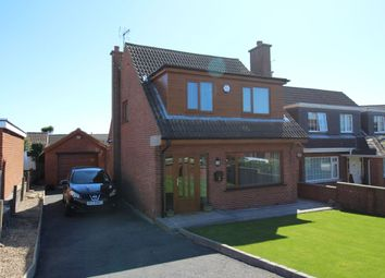 Thumbnail 3 bed detached house for sale in Ivyhill Drive, Groomsport, Bangor