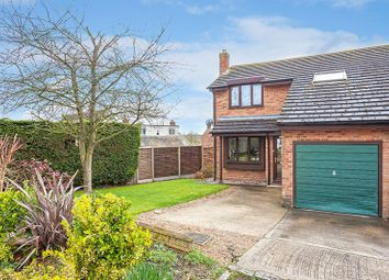 Thumbnail 3 bed semi-detached house for sale in Northlands Road, Adstock, Buckingham