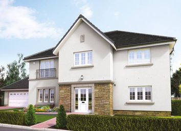 "Thumbnail 5 bed detached house for sale in ""The Macrae"" at North Berwick"