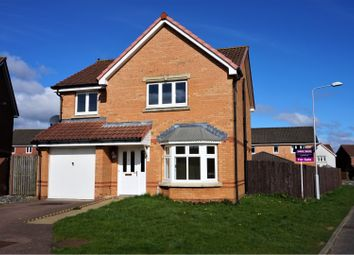 Thumbnail 4 bed detached house for sale in Heron Place, Kirkcaldy