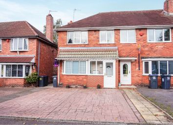 3 bed end terrace house for sale in Bradfield Road, Great Barr B42