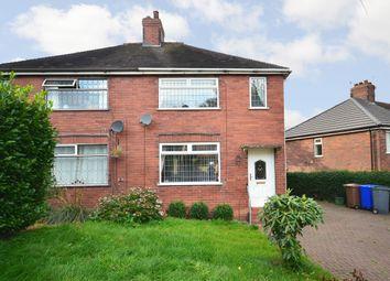 Thumbnail 2 bed semi-detached house for sale in Grosvenor Road, Longton, Stoke-On-Trent