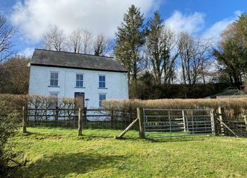 Thumbnail 5 bed detached house for sale in Harford, Llanwrda