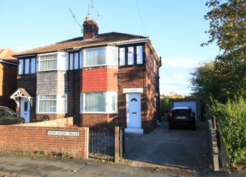 Thumbnail 2 bed semi-detached house for sale in Newlands Drive, Doncaster