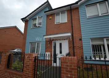 Thumbnail 3 bed property to rent in Darton Avenue, Manchester