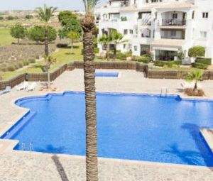 Thumbnail 2 bed apartment for sale in Golf Complex, Sucina, Murcia, Spain