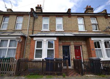 Thumbnail 2 bed terraced house for sale in Rasper Road, Whetstone, London