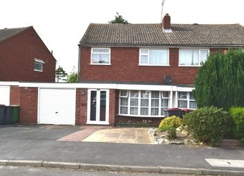 Thumbnail 3 bed semi-detached house for sale in Broomfield Road, Admaston, Telford, Shropshire