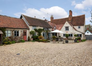 Thumbnail 7 bed town house for sale in Clare, Sudbury, Suffolk