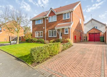 Thumbnail 5 bed detached house for sale in Foxwood, St. Helens, Merseyside