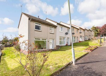 Thumbnail 2 bed end terrace house for sale in Torphin Crescent, Greenfield