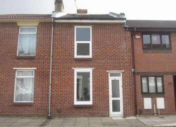 Thumbnail 2 bed terraced house to rent in Boulton Road, Southsea