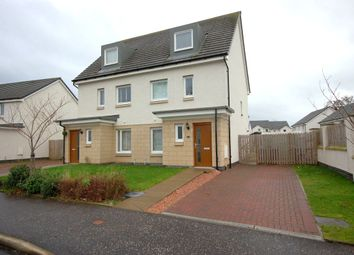 Thumbnail 3 bed semi-detached house for sale in Springbank Gardens, Glasgow