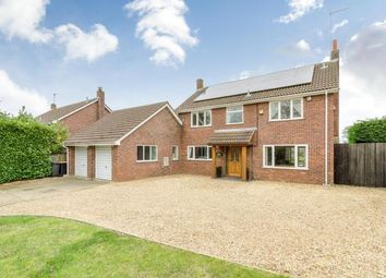 Thumbnail 4 bed detached house for sale in Spring Hill, Little Staughton, Bedford, Bedfordshire