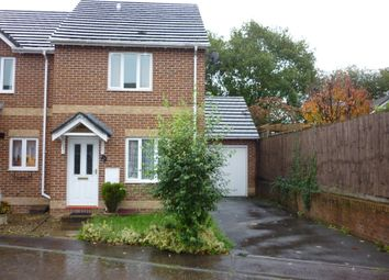 Thumbnail 2 bed semi-detached house to rent in The Pollards, Roundswell