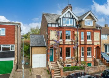 Thumbnail 4 bed semi-detached house for sale in Horsecroft Road, Boxmoor