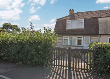 Thumbnail 3 bed end terrace house for sale in Osborne Road, Warsash, Southampton