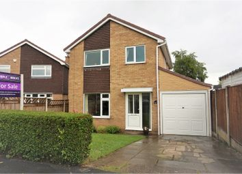 Thumbnail 4 bed detached house for sale in Teesdale Road, Long Eaton