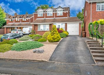 Thumbnail 3 bedroom detached house to rent in Keeling Drive, Hatherton, Cannock