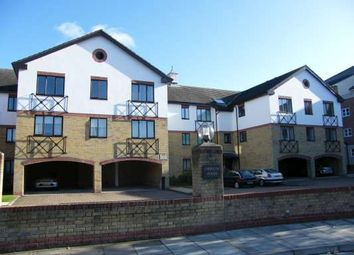 Thumbnail 2 bed flat to rent in Churchill House, Centre, Peterborough