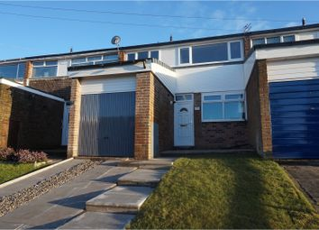 Thumbnail 3 bed terraced house for sale in Hawthorn Drive, Stalybridge