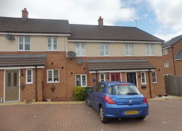 Thumbnail 2 bed town house for sale in Fusiliers Close, New Stoke Village, Coventry