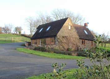 Thumbnail 2 bed detached house to rent in Moors Farm, West Farndon, Daventry, Northants