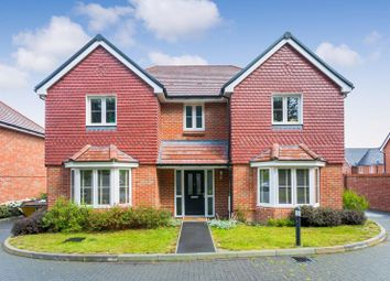 4 bed detached house for sale in Hornbeam Place, Crawley Down, Crawley RH10