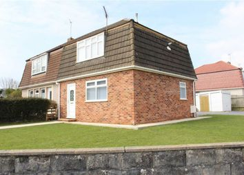 Thumbnail 3 bed semi-detached house for sale in Edgemoor Close, Upper Killay, Swansea