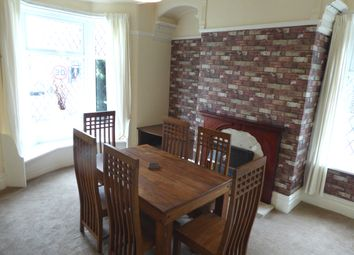 Thumbnail 4 bedroom end terrace house to rent in Padiham Road, Burnley