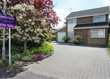 Thumbnail 3 bed detached house for sale in Chestnut Walk, Chelmsford