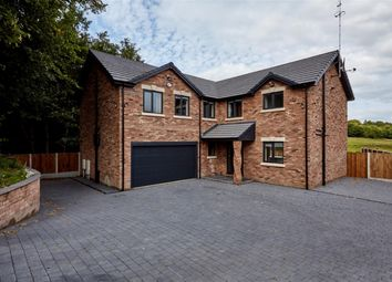Thumbnail 5 bed detached house to rent in The Sidings, Worsley, Manchester
