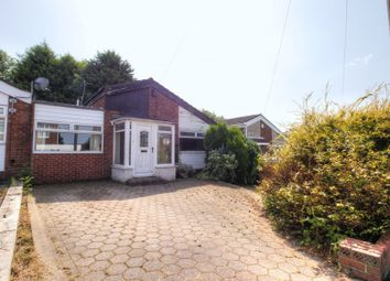 Thumbnail 2 bed bungalow for sale in Melrose Close, Newcastle Upon Tyne
