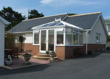 Thumbnail 3 bed detached bungalow for sale in Tides Reach Bungalow, Ffordd Y Fulfran, Upper Borth, Aberystwyth, Ceredigion
