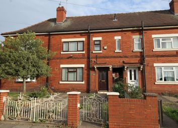 3 bed terraced house for sale in Wheatley Hall Road, Doncaster DN2