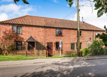 Thumbnail 2 bed terraced house for sale in Lingwood, Norwich, Norfolk