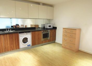 Thumbnail 1 bed flat to rent in Schrier Ropeworks, 1 Arboretum Place, Barking, London