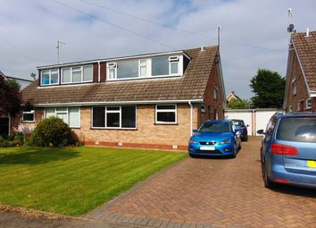 Thumbnail 3 bed semi-detached house for sale in Seward Road, Badsey