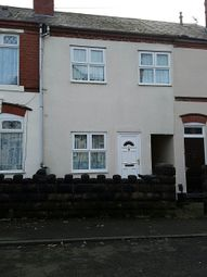 Thumbnail 3 bed terraced house to rent in Crescent Road, Dudley