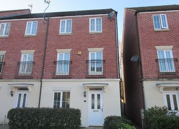 Thumbnail 4 bed town house to rent in Marle Close, Pentwyn, Cardiff