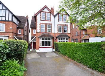 Thumbnail 5 bedroom semi-detached house for sale in Middleton Hall Road, Kings Norton, Birmingham