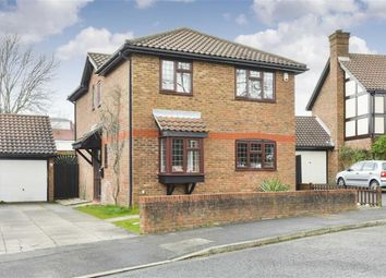 Thumbnail 4 bed detached house for sale in Burns Drive, Banstead, Surrey
