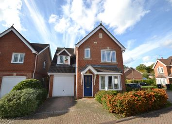 Thumbnail 3 bed detached house for sale in Tringham Close, Knaphill, Woking
