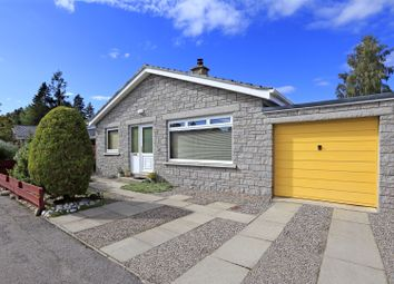 Thumbnail 3 bedroom detached bungalow for sale in Seafield Court, Grantown-On-Spey